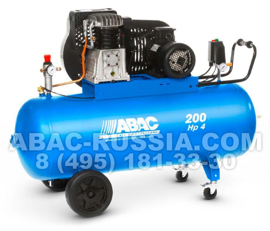 Поршневой компрессор ABAC B4900/200 CT4 4116019570