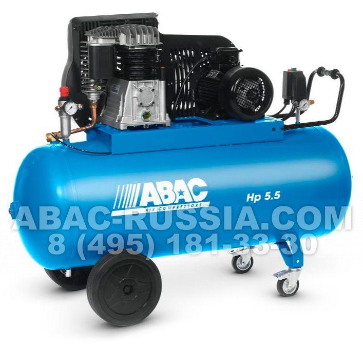 Поршневой компрессор ABAC B5900B/100 CT5,5 4116019676