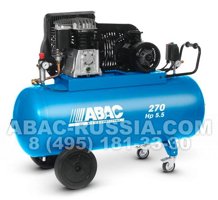 Поршневой компрессор ABAC B5900B/270 CT5,5 4116019933