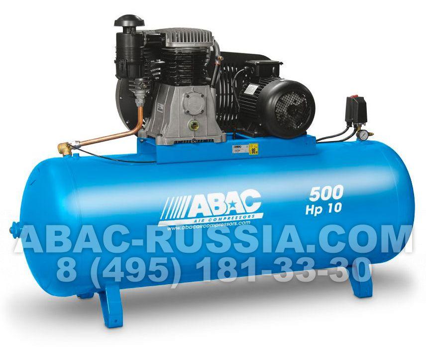 Поршневой компрессор ABAC B6000/500 FT7,5 15 бар 4116020249