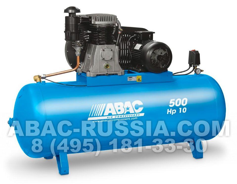 Поршневой компрессор ABAC B7000/500 FT 10 15 бар 4116020860