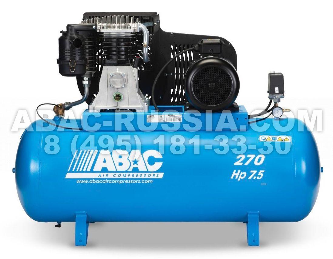 Поршневой компрессор ABAC B7000/270 FT10 4116021046