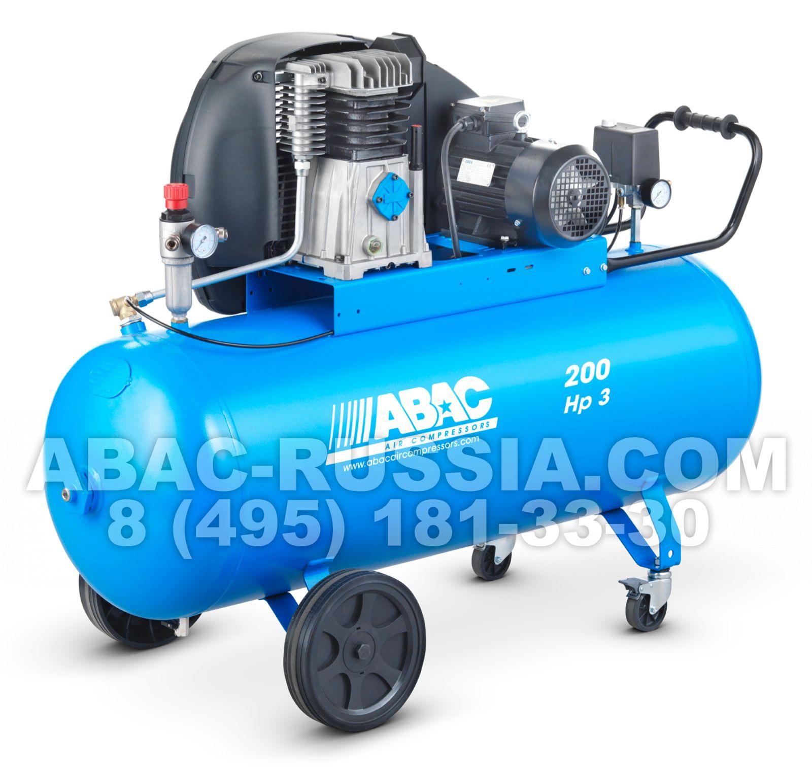 Поршневой компрессор ABAC A39B/200 CT4 4116024166