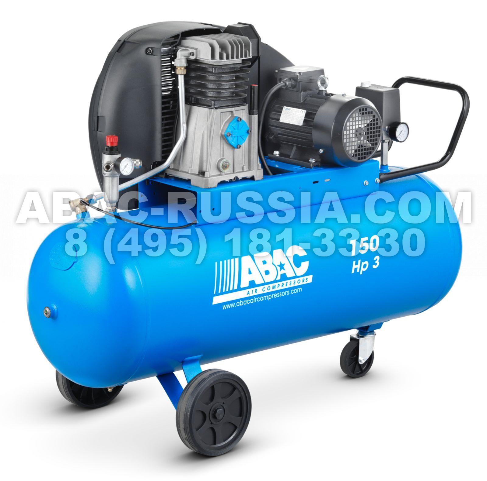 Поршневой компрессор ABAC PRO А39B 150 СТ3 4116024281