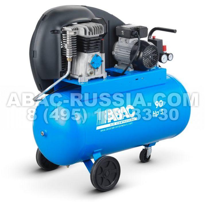 Поршневой компрессор ABAC А29B/90 СТ3 4116024518