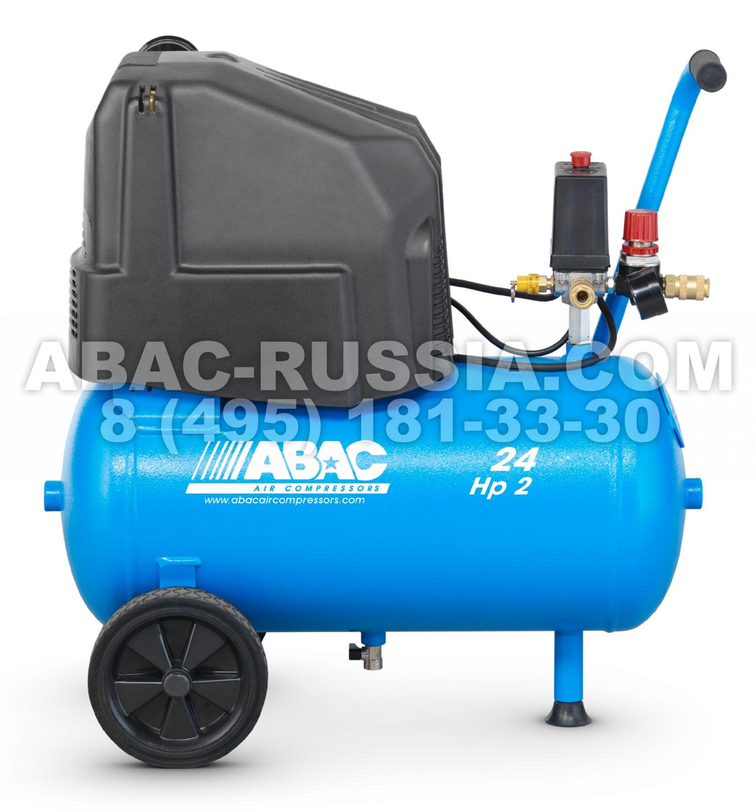 Поршневой компрессор ABAC Pole Position O20P 1121210969