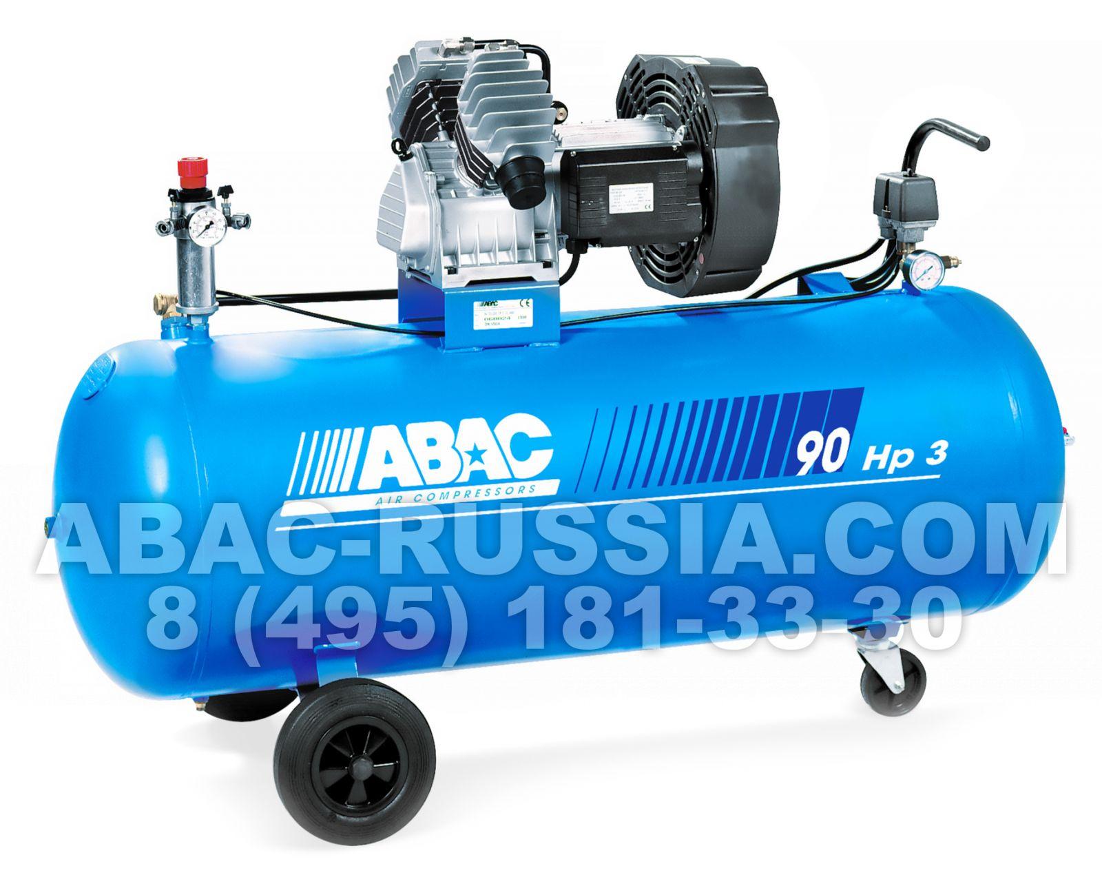 Поршневой компрессор ABAC V30/90 CM3 1121370226