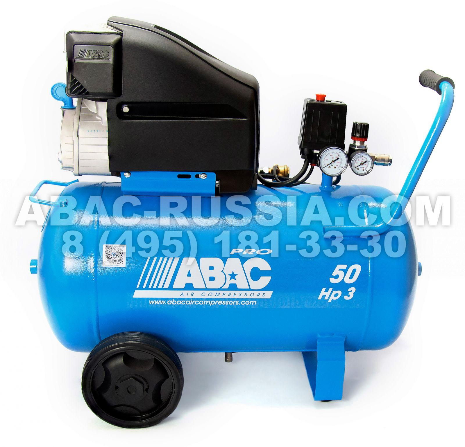 Поршневой компрессор ABAC Montecarlo L30P 1129100037