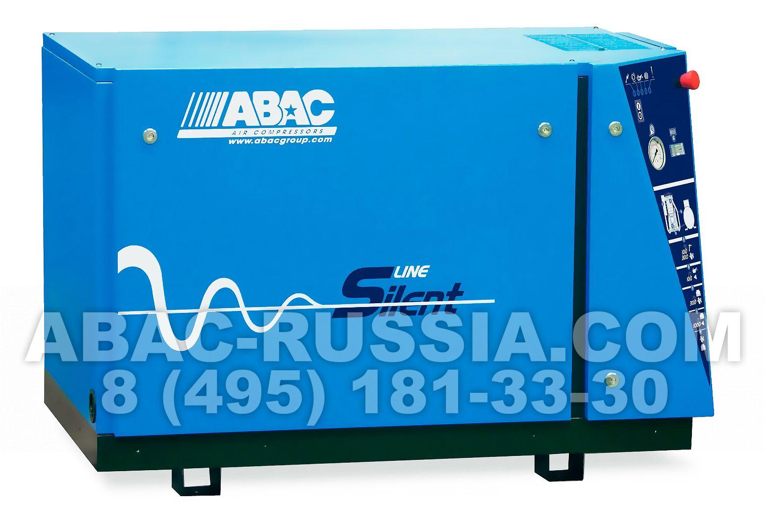 Поршневой компрессор ABAC B7000/LN/T10 4116007017