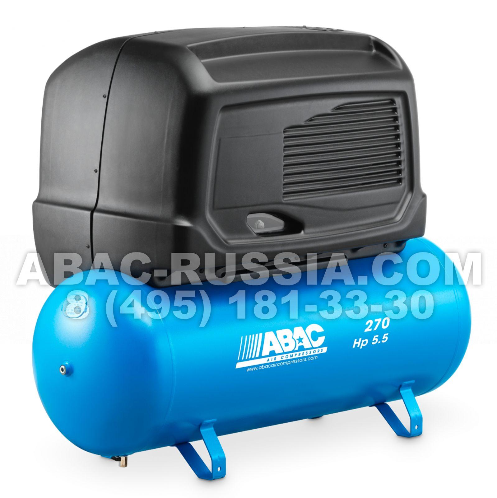 Поршневой компрессор ABAC S B5900B/270 FT5.5 4116007333