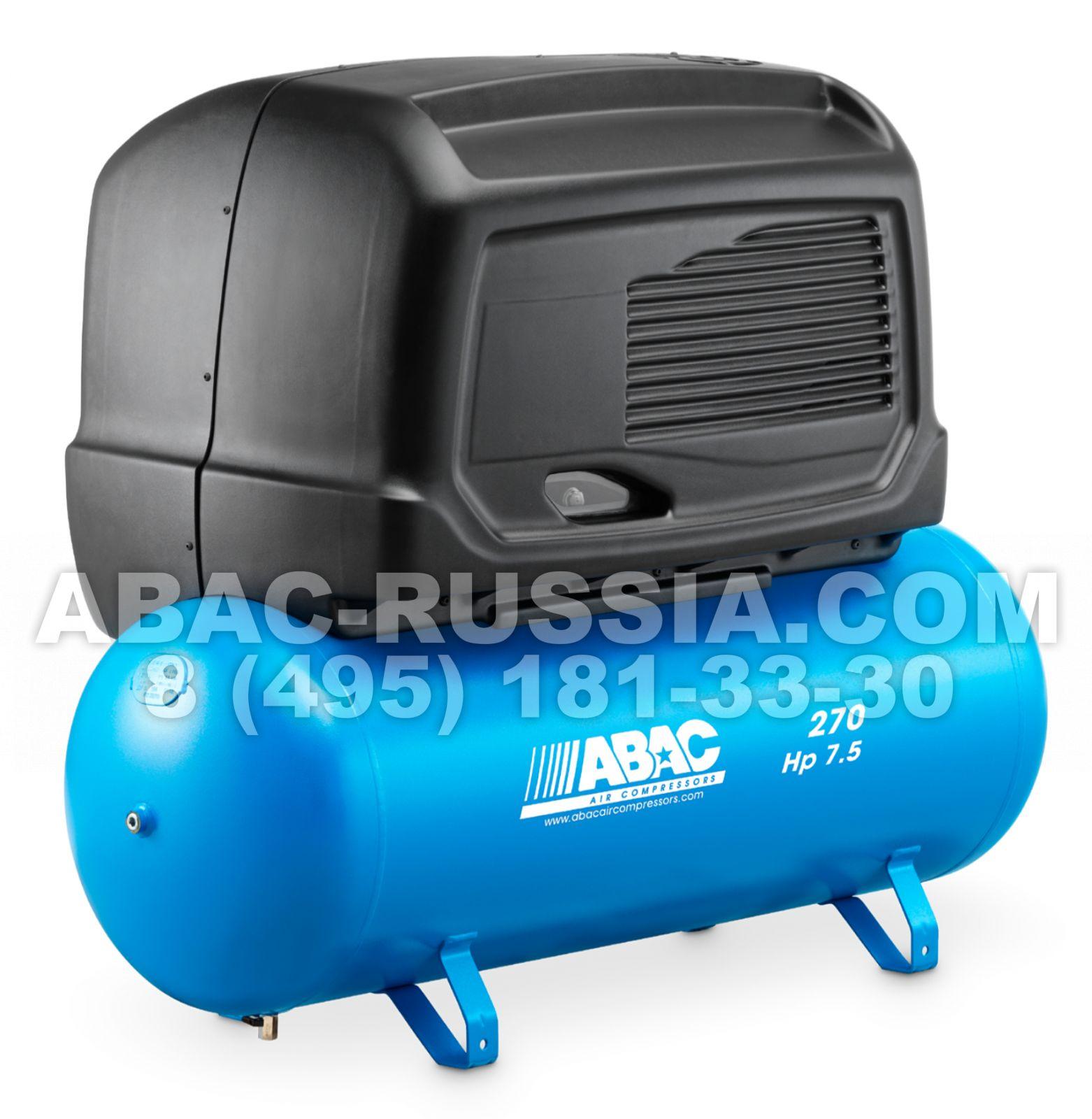 Поршневой компрессор ABAC S B6000/270 FT7.5 4116007336