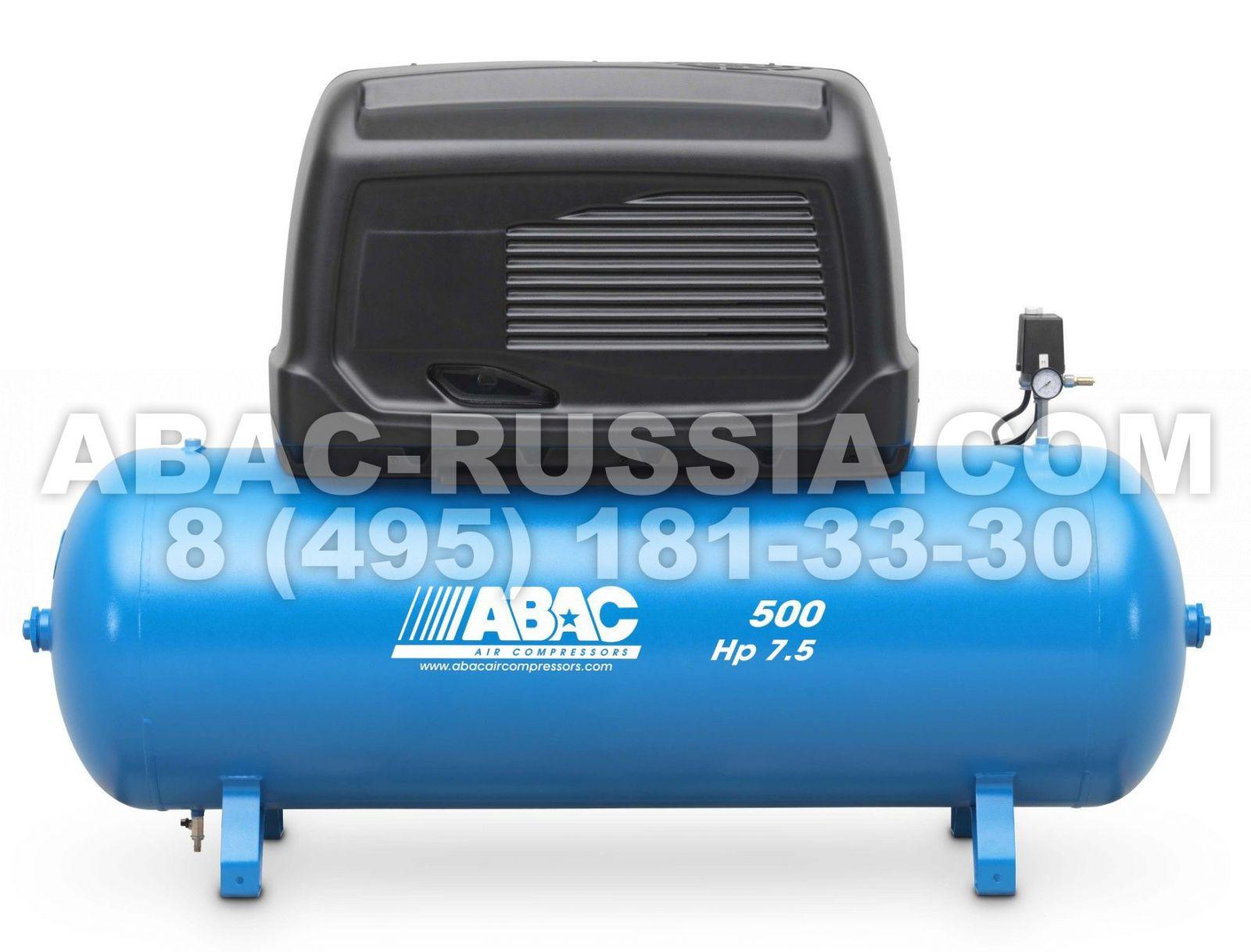 Поршневой компрессор ABAC S B6000/500 FT7.5 4116007337