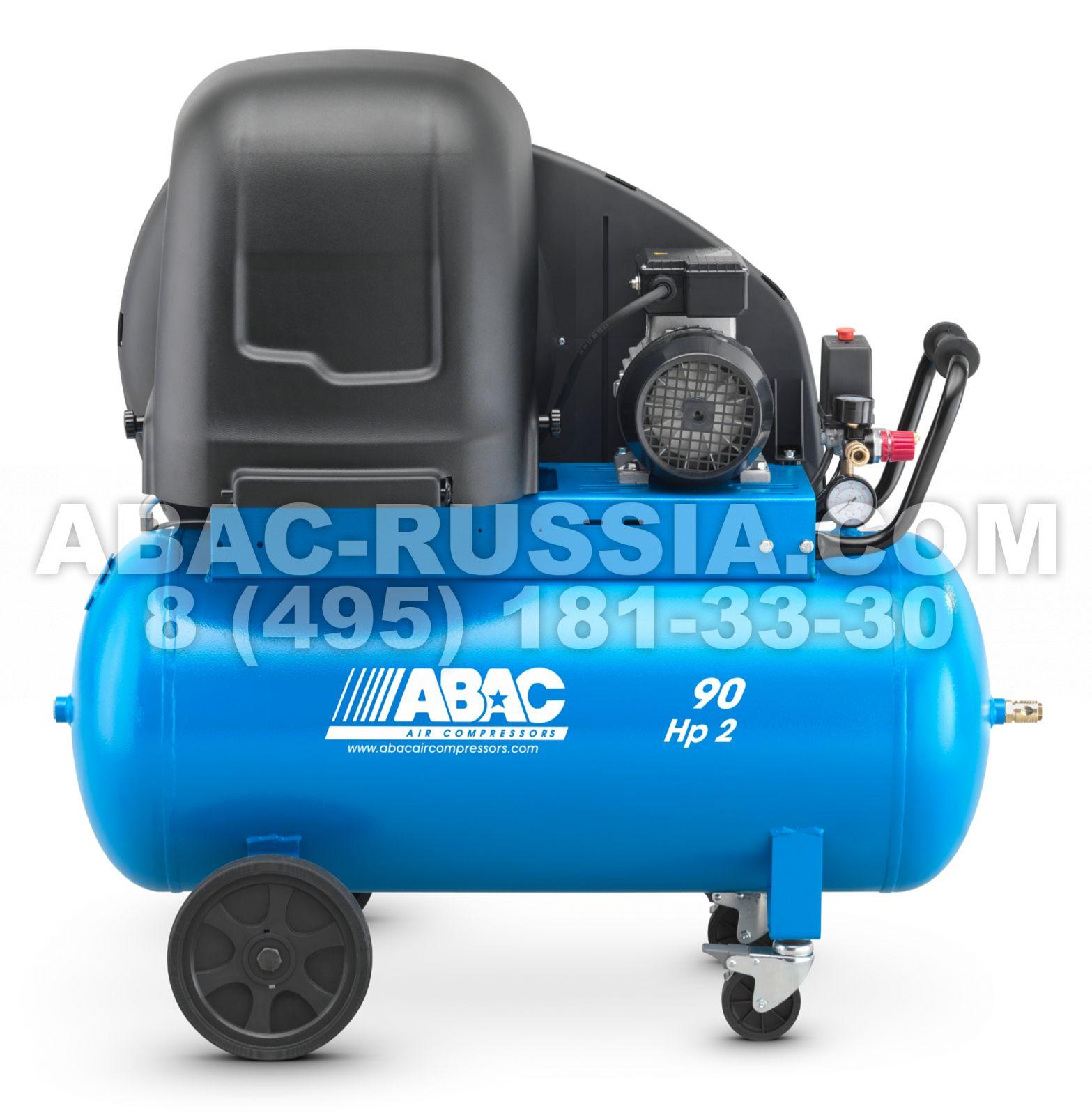 Поршневой компрессор ABAC S A29B/90 CM2 4116007346