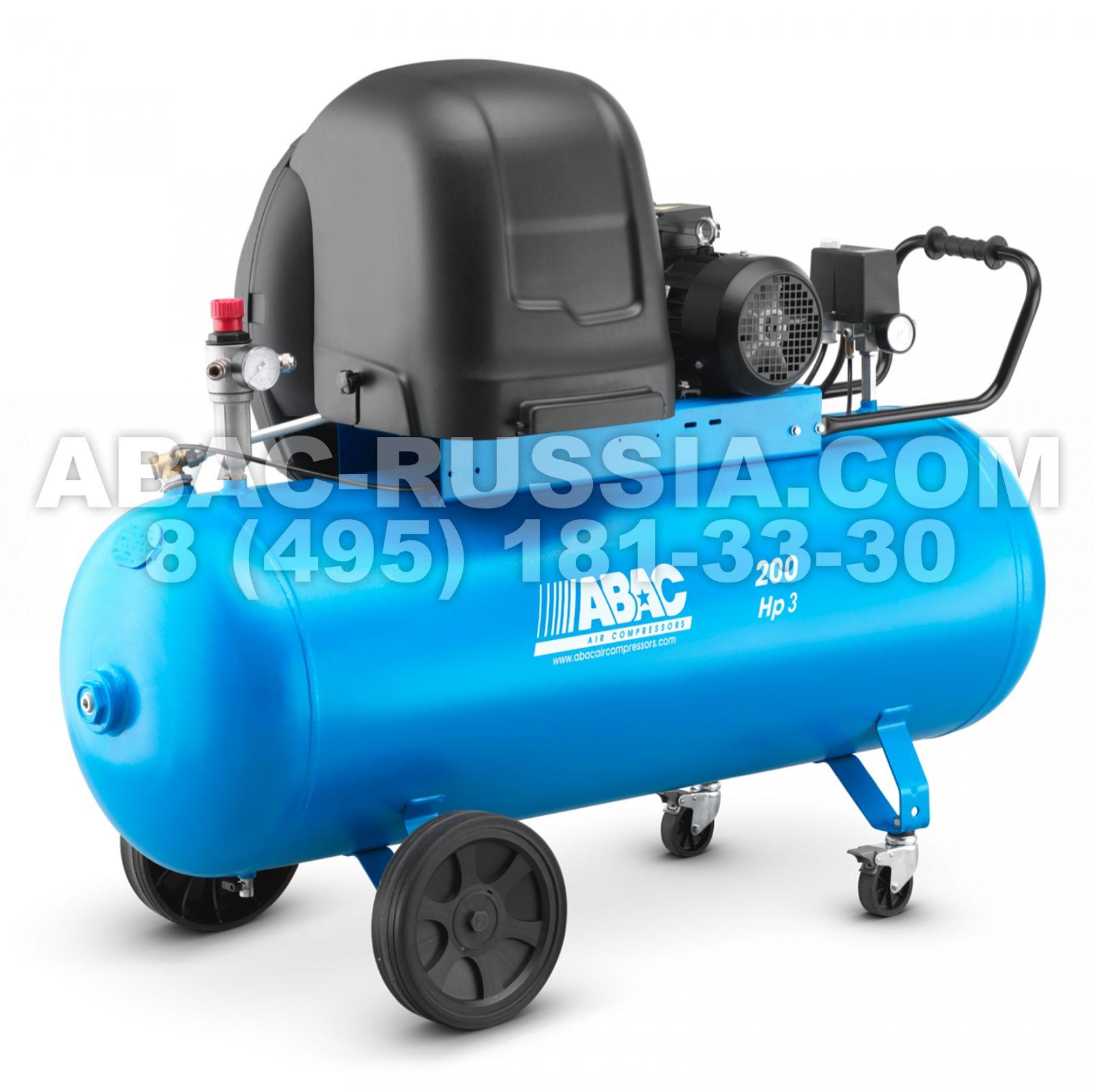 Поршневой компрессор ABAC S A39B/200 CT4 4116007356