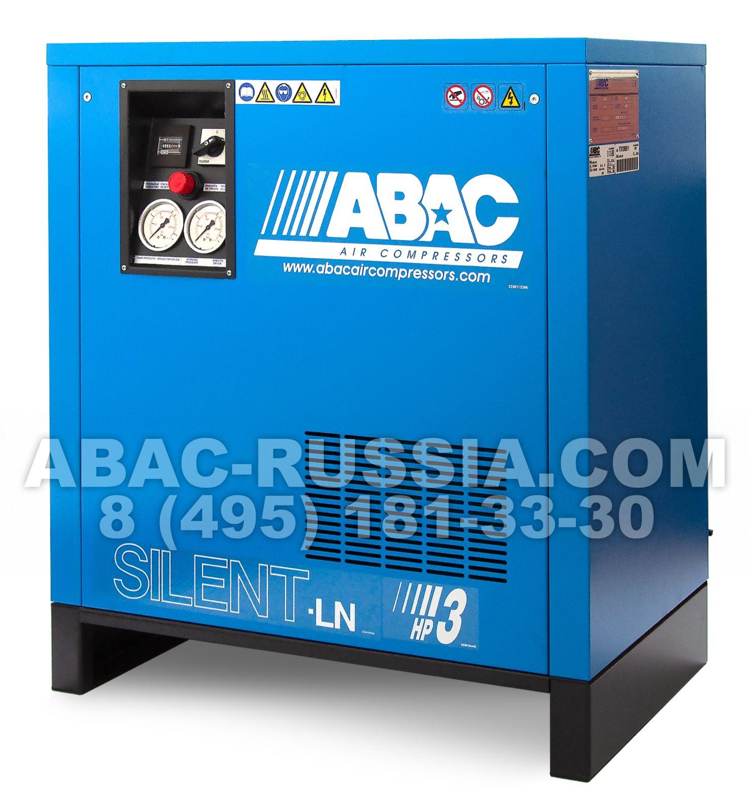 Поршневой компрессор ABAC A29B/LN/T3 4116074039
