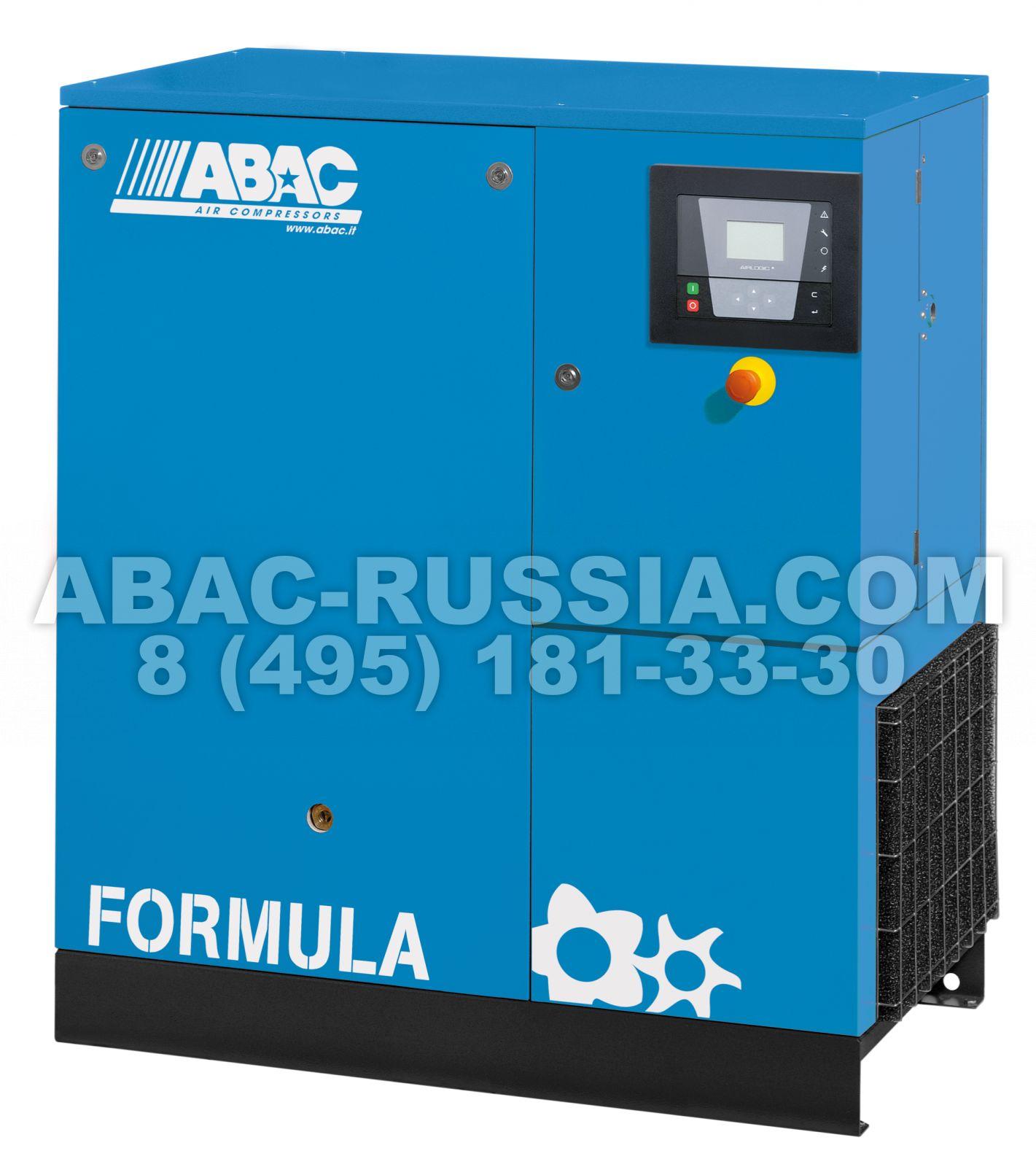 Винтовой компрессор ABAC FORMULA 1108 4152025389