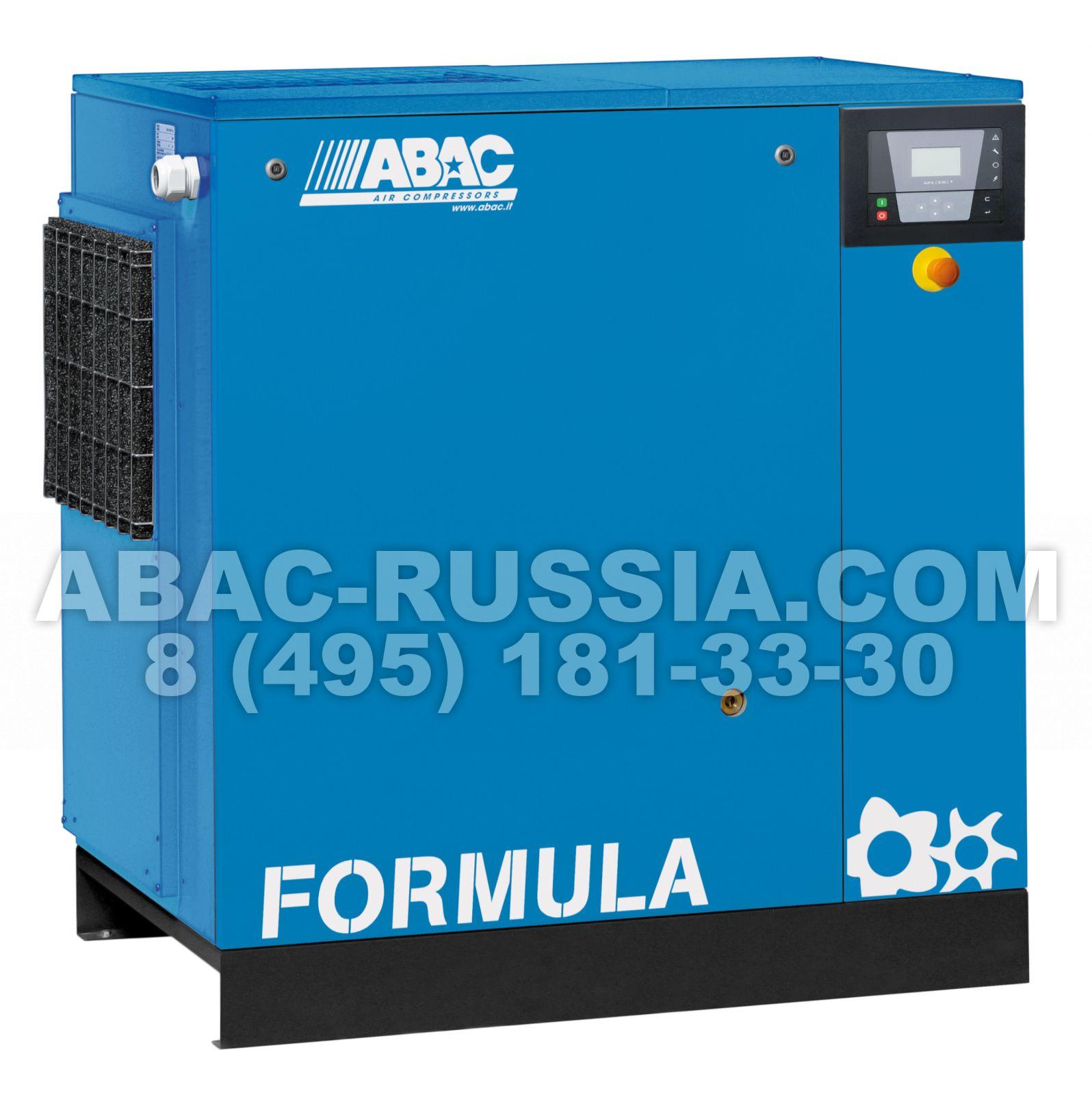 Винтовой компрессор ABAC FORMULA 2213 4152025534