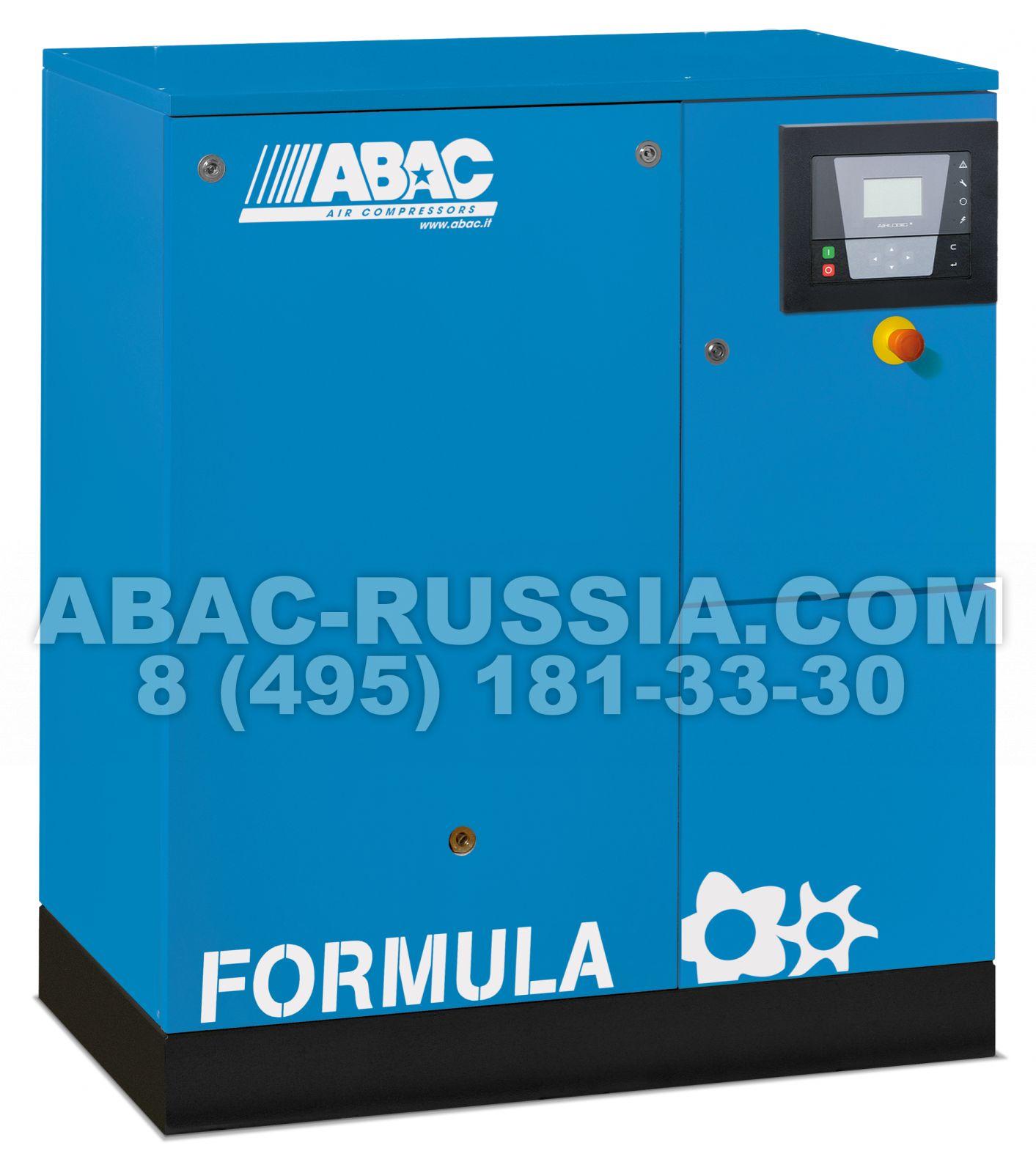Винтовой компрессор ABAC FORMULA.E 1513 4152025537