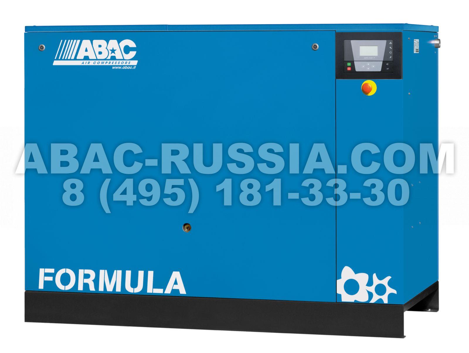 Винтовой компрессор ABAC FORMULA.E 2210 4152025542