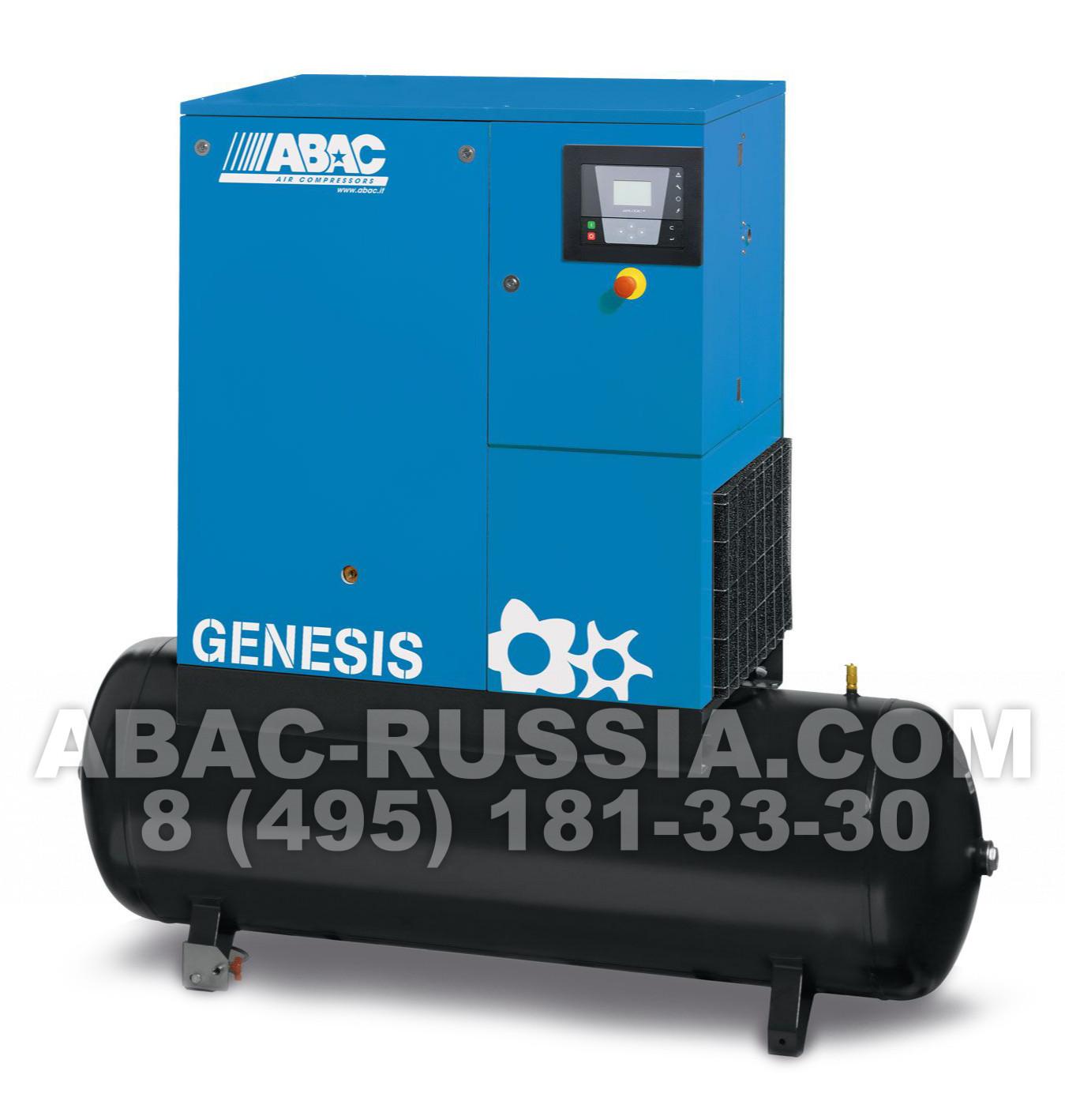 Винтовой компрессор ABAC GENESIS 1113 4152025415