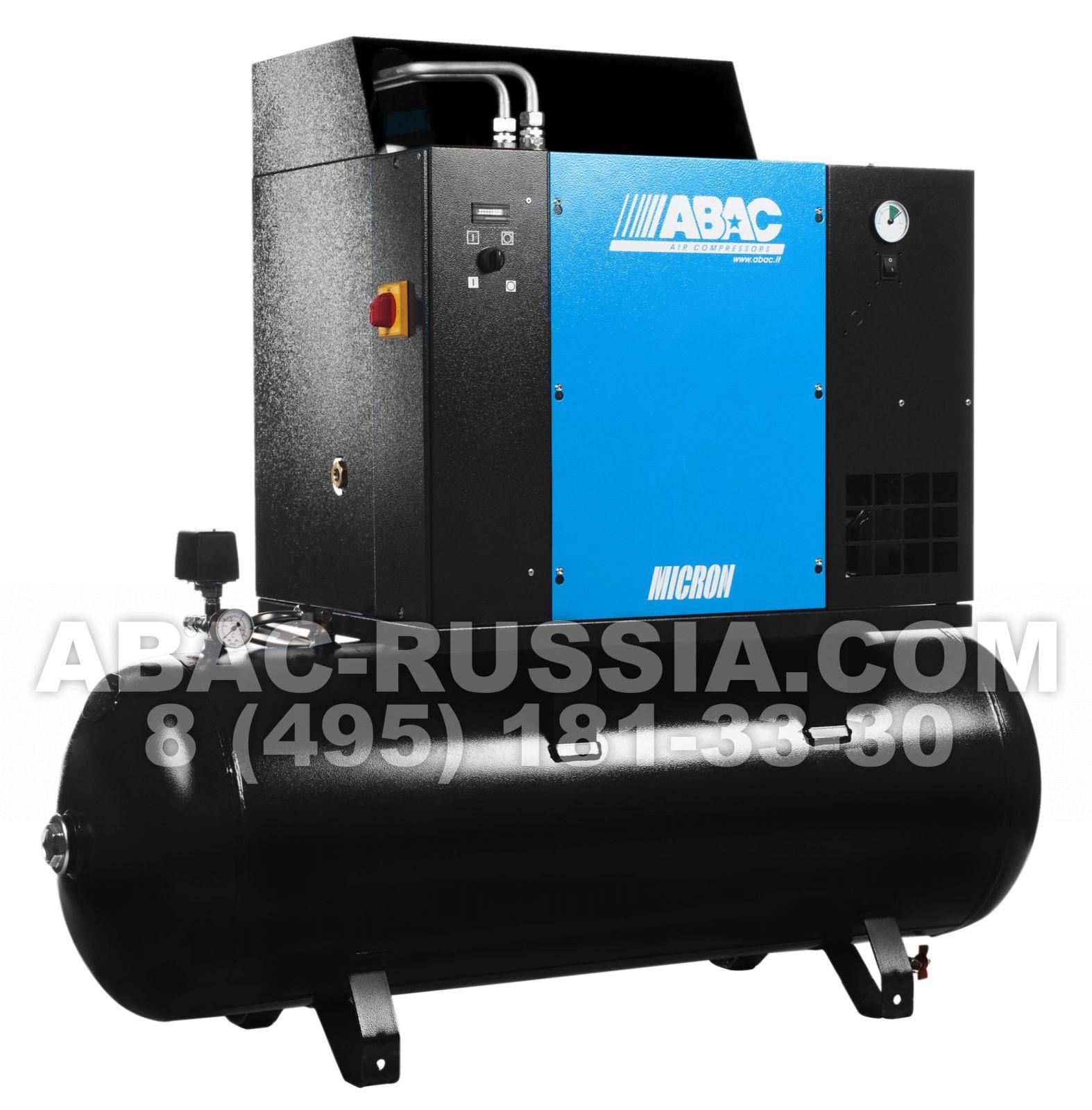 Винтовой компрессор ABAC MICRON.E 308 - 270 4152012040