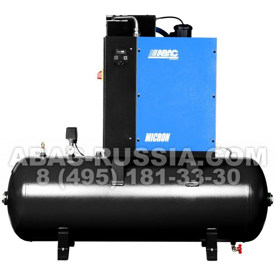 Винтовой компрессор ABAC MICRON 7.510 - 200 4152012049
