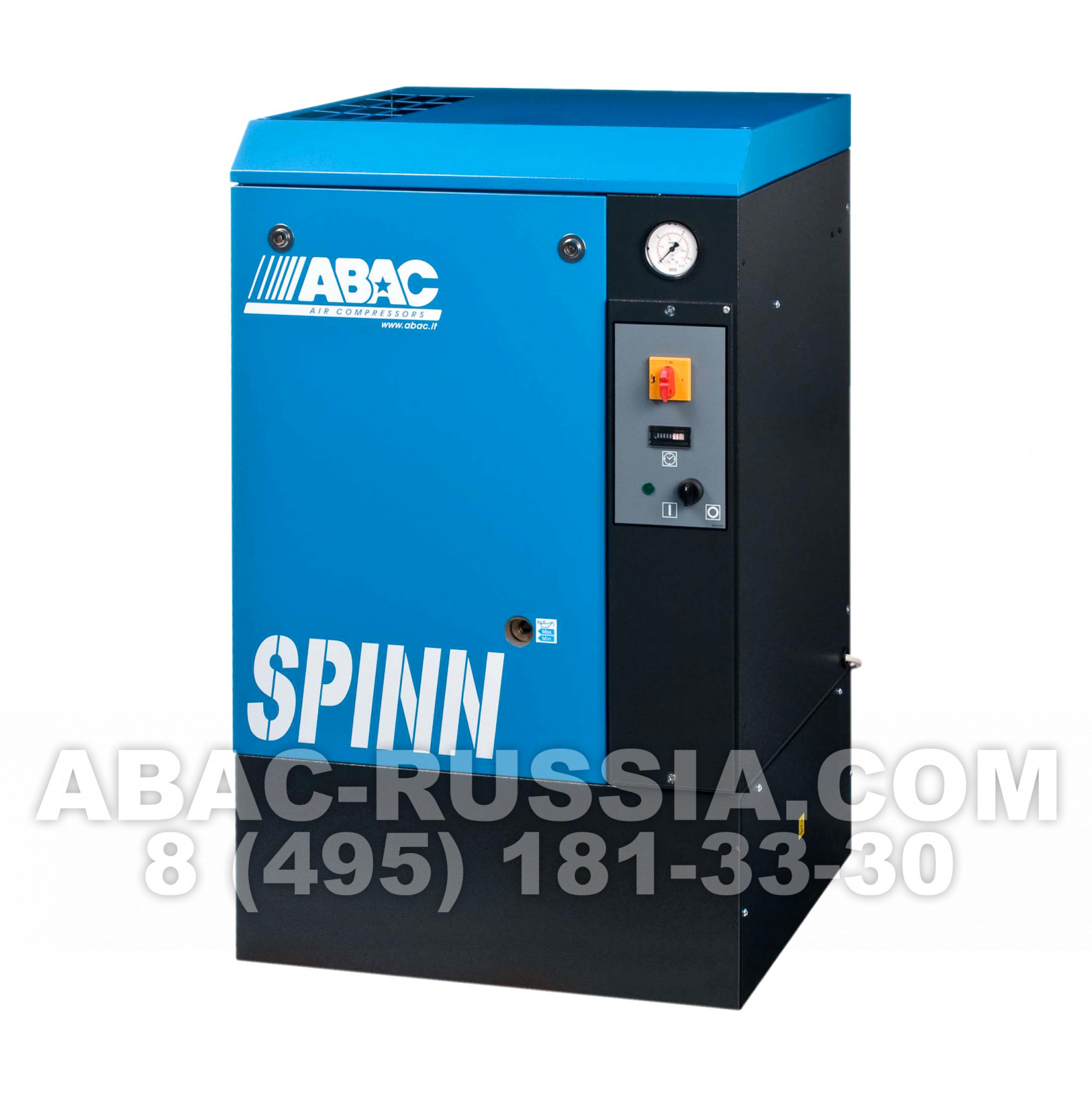 Винтовой компрессор ABAC SPINN 310 4152008002