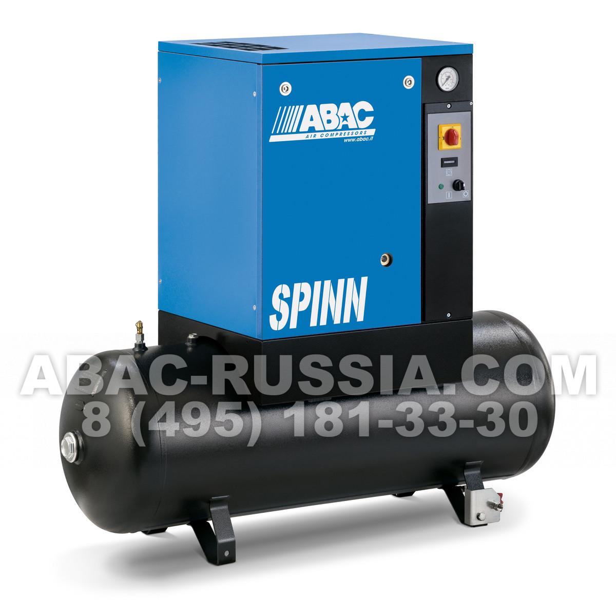 Винтовой компрессор ABAC SPINN 2.210-200 V220 4152008006
