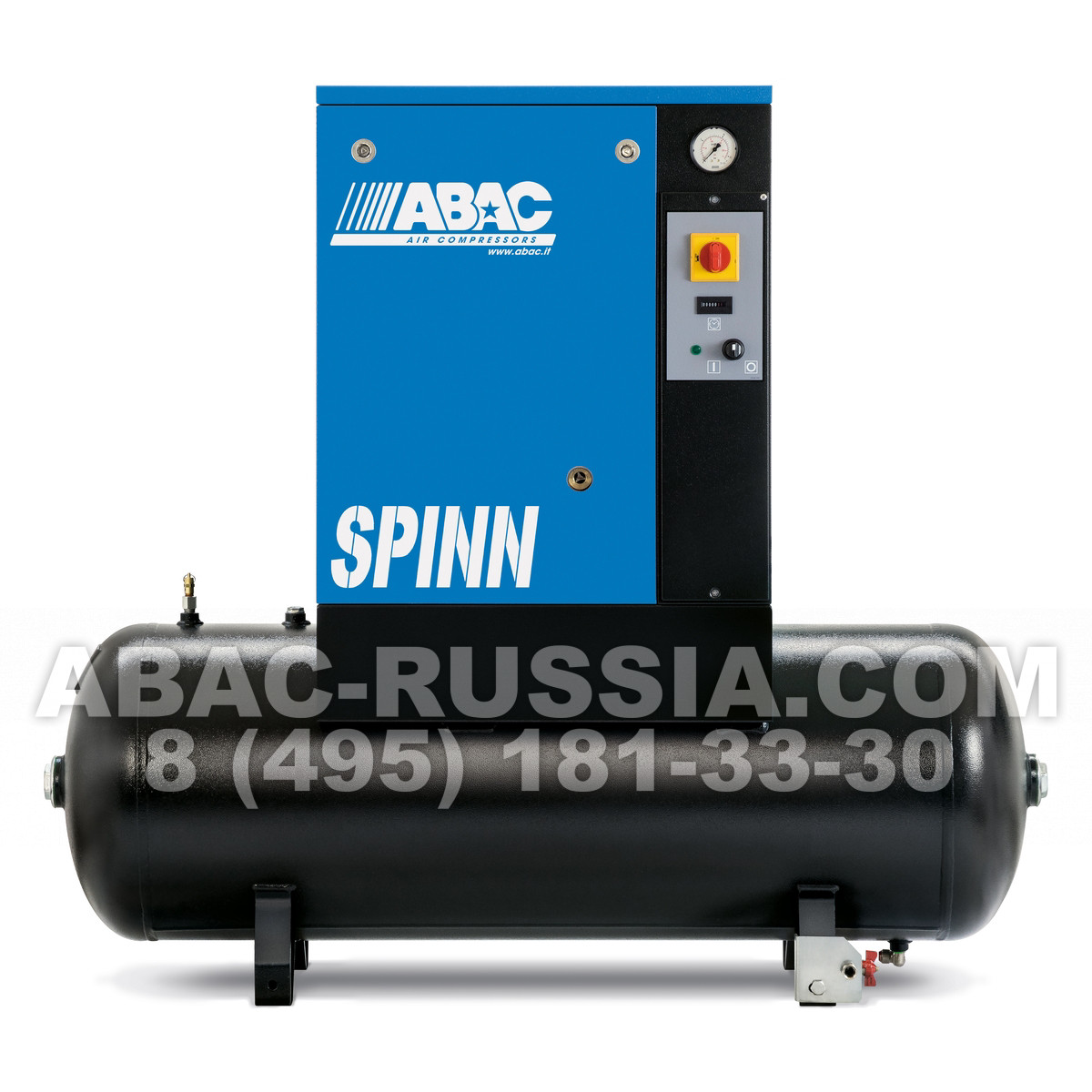 Винтовой компрессор ABAC SPINN 2.210-200 4152008007