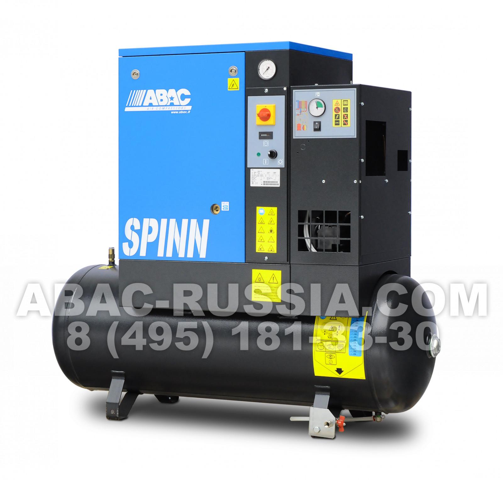 Винтовой компрессор ABAC SPINN.E 2.210-200 4152008012