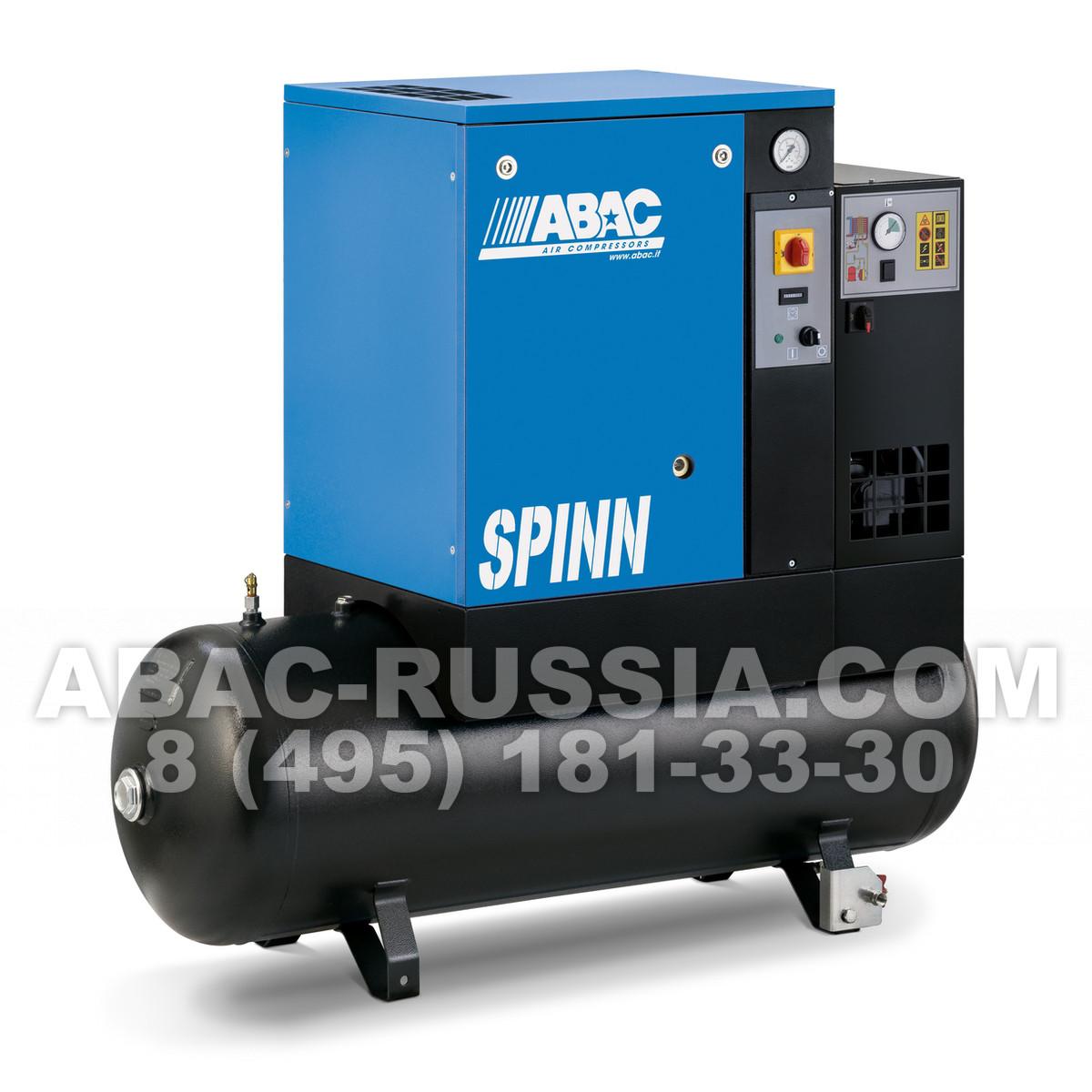 Винтовой компрессор ABAC SPINN.E 2.210-270 4152008022