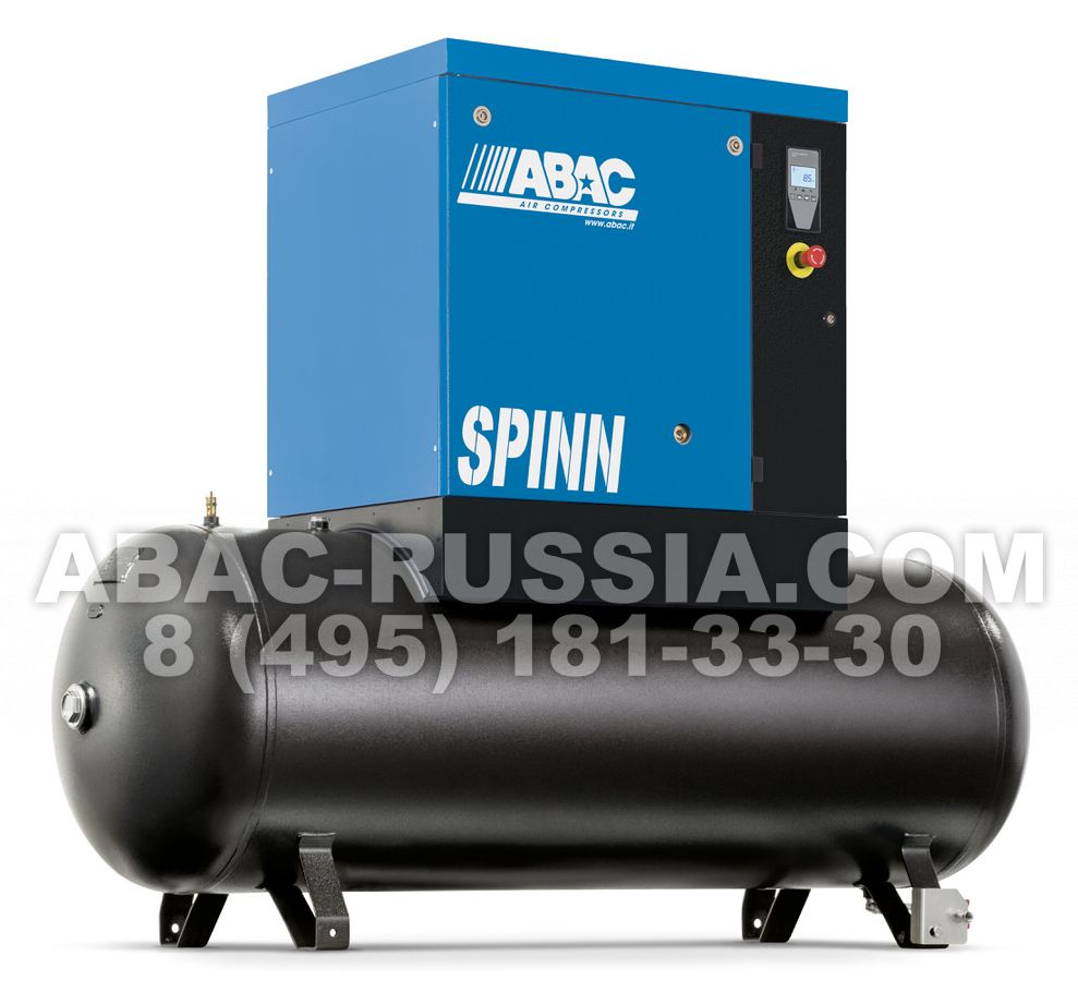 Винтовой компрессор ABAC SPINN 5.5X 8 TM270 4152022619