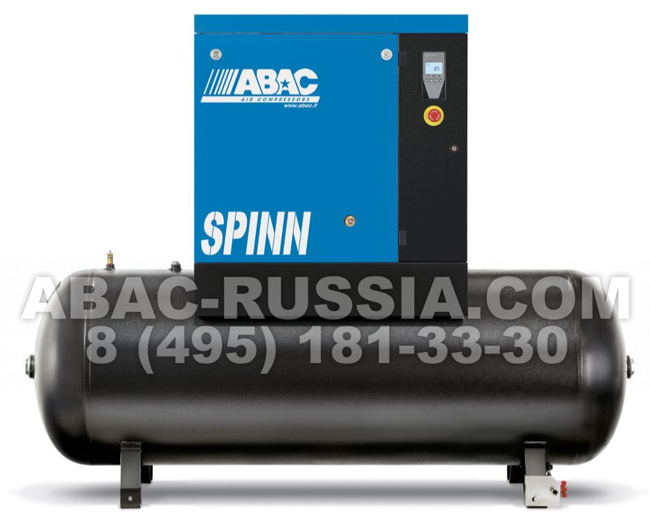 Винтовой компрессор ABAC SPINN 7.5X 13 TM500 4152022627