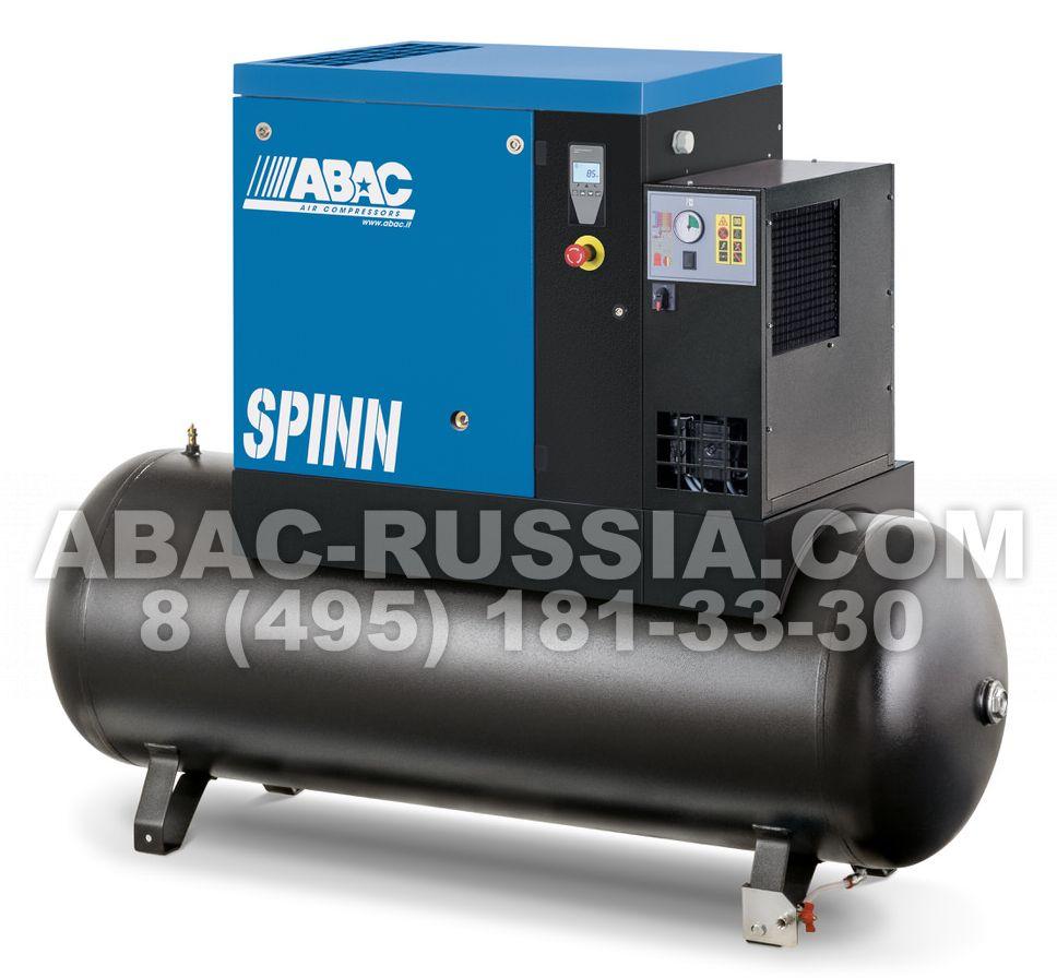 Винтовой компрессор ABAC SPINN 11E 8 TM270 4152022647
