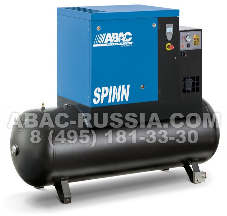 Винтовой компрессор ABAC SPINN 11E 10 TM270 4152022648